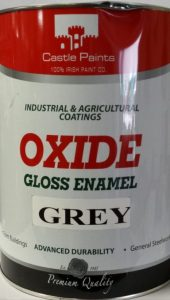 Farm Shed Painting Oxide