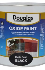 Farm Shed Painting Oxides